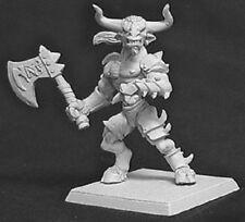Dark Heaven Warlord Reaper 14007 Minotaur Mercenaries Monster