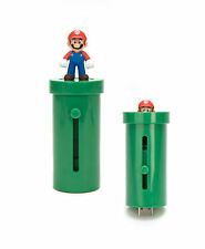 Super Mario Bros Wii Mario Warp Pipe Micro SD Card Reader