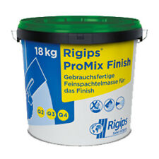 Rigips Spachtelmasse Feinspachtelmasse Pro Mix Fugen ProMix Finish 18 kg