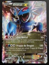 Carte Pokemon DRATTAK XY170 PROMO Ultra Rare EX XY FR NEUF