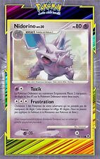 Nidorino -Platine 02: Rivaux Emergeants - 74/111 - Carte Pokemon Neuve Française