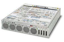 SUN ORACLE Netra Sparc T4-1 2.85GHz 8 cores 32GB ( 4*8GB)  2*300GB AC PS Rail