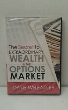 New Sealed The Secret to Extraordinary Wealth in the Options Market 4 DVDs