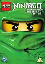 Lego Ninjago - Masters Of Spinjitzu: Season 2 - Part 1 (DVD) (C-PG)