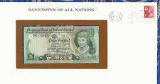 Banknotes of All Nations Northern Ireland 1979 1 pound P 247b Unc Prefix Pn