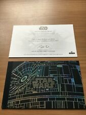 GB 2019 -  Star Wars 3 Prestige Stamp Booklet - Limited Edition of 1977