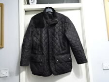 MEN'S POLO RALPH LAUREN BLACK QUITED JACKET SIZE LARGE