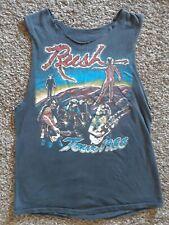 New listing Rush vintage concert shirt 1980 World Tour
