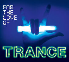 Various ‎– For The Love Of Trance - CD Digipak (2016) - Very Good Condition