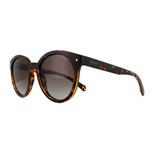 47204050487 Polaroid Sunglasses PLD 6043 S 086 LA Dark Havana Brown Gradient Polarized