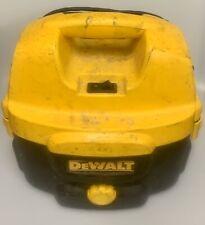 DeWalt DC500 Heavy Duty 2 Gallon Wet/Dry Vacuum 18v Cordless 120v Corded