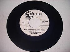 Eddie Blazonczyk's Versatones Bear Down Chicago Bears ( Polka ) 1980's 45rpm VG+