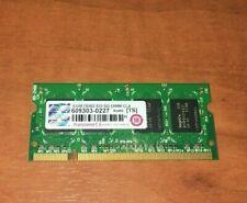 MODULO SODIMM 512 MB DDR2 533 CL TRANSCEND usato.