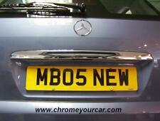 Mercedes ML M-Class (1998-2005) Chrome Boot Strip Handle Cover - W163 Wellstar