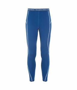 "The North Face Women's Warm Regular Leggings Tights Blue/True Navy / SIZE "" S """