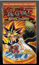 Yu-Gi-Oh: Battle City Duels -Vol 5 MIME CONTROL+2 BONUS(VHS 1996) Factory Sealed