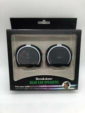 Brookstone Bear Ears Speakers - BRAND NEW - FREE SHIPPING - READ LISTING