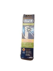 BRAUN ORAL B CrossAction 4  Brush Heads