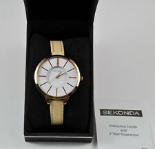 Beautiful Sekonda Ladies Large Face Watch Boxed, Never Been Worn