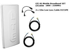 Mobile Broadband Antenna Huawei Aerial Booster MIMO 4G 3G E5377 E5180 E3372 CRC9