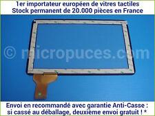 """Vitre tactile * NEUVE * noire pour tablette 10,1"""" LISTO WEBPAD 1001  (15556)"""