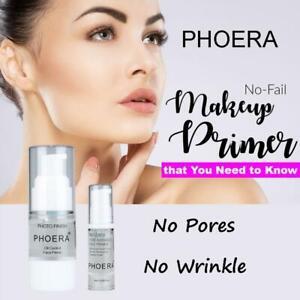 MAKE UP PRIMER Gel Face Moisturiser Invisible Control Pore Minimiser Eraser Skin