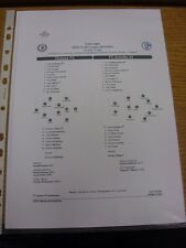 16/03/2014 Chelsea Youth U19 v Schalke Youth U19 [UEFA Youth League] (single she