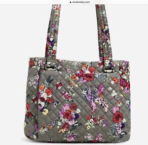 Vera Bradley Multi-Compartment Shoulder Bag - Hope Blooms