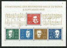 Bundespost blok  2 ongebruikt (1)