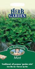 Mr Fothergills - Pictorial Packet - Herb - Mint - 250 Seeds
