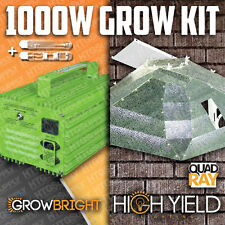 1000 watt HPS+MH GROW LIGHT METAL HALIDE SODIUM SYSTEM