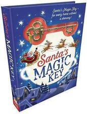 SANTA'S MAGIC KEY- For every home without a chimney/  CHILDREN'S BOOK