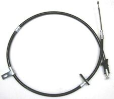 Parking Brake Cable-Stainless Steel Brake Cable Rear Right fits 2000 Accent