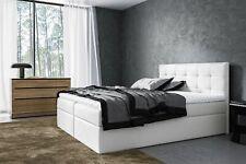 Boxspringbett Schlafzimmerbett VIDE 120x200cm inkl.Bettkasten