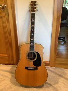 Martin Guitar D-41  Gently Used 1975 - #361946