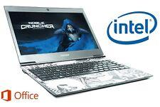 "Laptop Para Juegos Barata 13.3"" Toshiba Intel Core i3 4GB Ram 128GB SSD Win 10 PC"