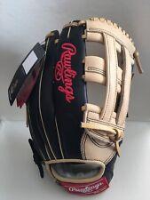 """New Rawlings GG Elite Series GGE1275HBC Glove 12.75"""" -  RHT Adult Baseball"""