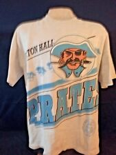Vintage All Over Print Seton Hall Pirates t-shirt 90s Single Stitch