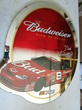 Budweiser Mirror Dale Earnhardt Jr. Nascar #8 2002