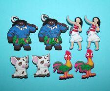 Island Princess Cake Toppers 16 Cupcake Decorations Movie Maui Pua Toys NEW