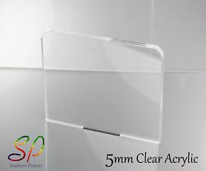 5MM Clear Acrylic Sheets Cast Acrylic