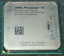 AMD Phenom II X 2 B55 3.0 GHz Dual-Core Processor, HDXB55WFK2DGM, SOCKET AM3