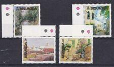 Bermuda 1991 Dipinti (III) 600-3  Mnh