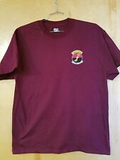 VAQ-133 WIZARDS COMMAND SQUADRON T-SHIRT IN THE SIZE LARGE