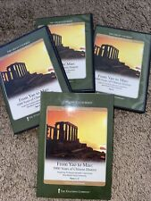 From Yao to Mao 5000 Years of Chinese History DVD Set 1-3 +Guide Great Courses