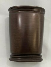Winston Tumbler in Oil Rubbed Bronze by India Ink