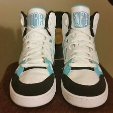 Nike son of force mid white size 10.5 men