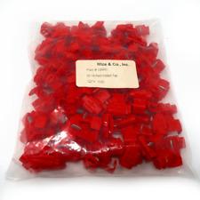 Mize Wire 100 pieces, 22-18 Red Instant Tap, part # QSRI