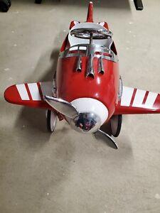 Rare Air Knight Air Plane pedal car
