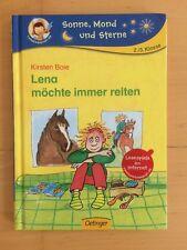 Lena möchte immer reiten von Kirsten Boie (2012, Gebundene Ausgabe)